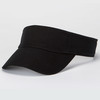 Solid Low-Profile Twill Visor