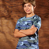 Code Five Youth Camouflage T-Shirt
