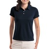 Ladies Dri FIT Pebble Texture Polo