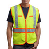 Ansi 107 Class 2 Dual Color Safety Vest