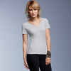 Ladies' Featherweight V-Neck Tee