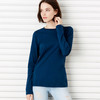 + Canvas Ladies' Relaxed Jersey Long-Sleeve Tee