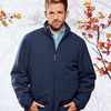Adult Waterproof/Breathable Insulated Ripstop Soft Shell Jacket