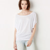 +CANVAS Ladies' Flowy Circle Top