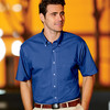 Men's Classic Short-Sleeve Oxford