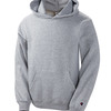 Youth Double Dry® Eco® Hooded Pullover Fleece