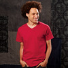 Fruit of the Loom Adult Heavy Cotton HD® V-Neck T-Shirt