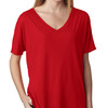 + Canvas Ladies' Slouchy V-Neck Tee