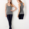 + Canvas Ladies' Triblend Racerback Tank