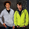 Fruit of the Loom Adult Sofspun™ Jersey Full-Zip Hooded Tee