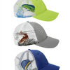 Mesh Back Wildlife Cap