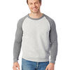 Unisex Champ Eco-Fleece Colorblocked Sweatshirt